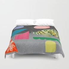 a bit for you, a bit for everyone Duvet Cover