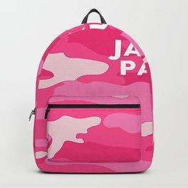 Jake Paul Pink Backpack
