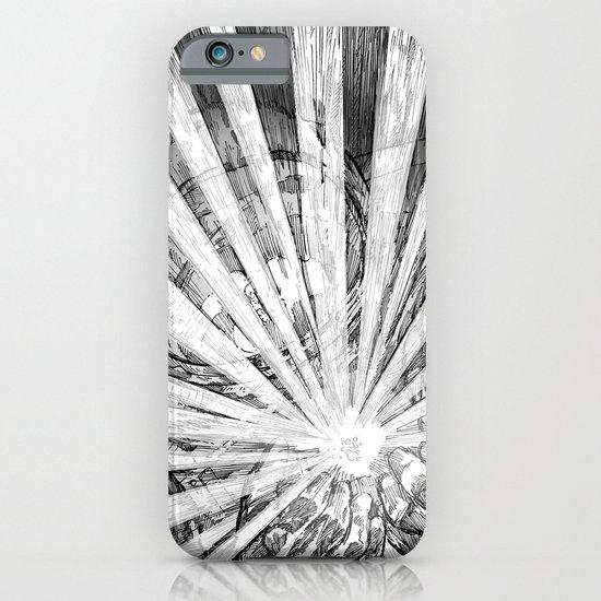 Whiteout iPhone & iPod Case