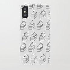 milk iPhone X Slim Case