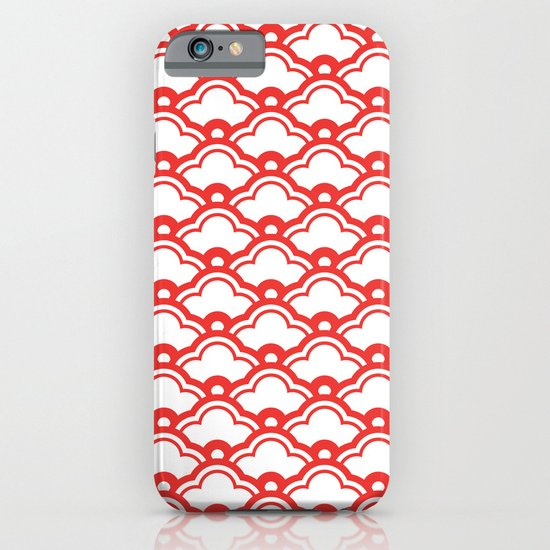 matsukata in poppy red iPhone & iPod Case