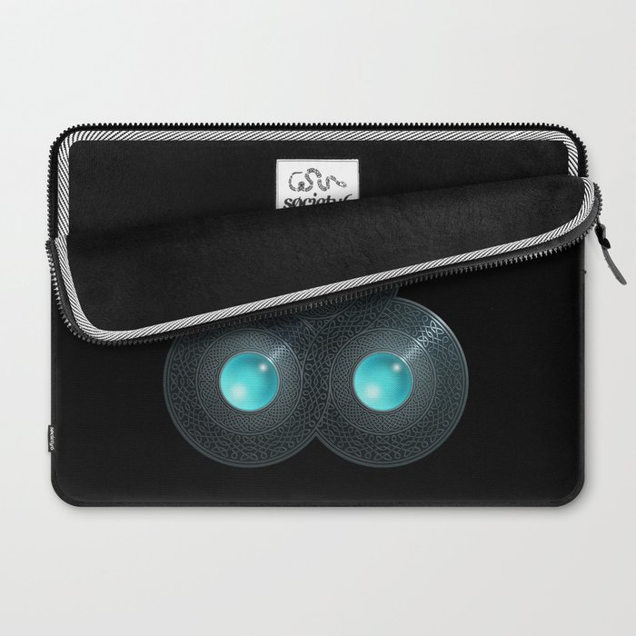 Triple Celt Laptop Sleeve