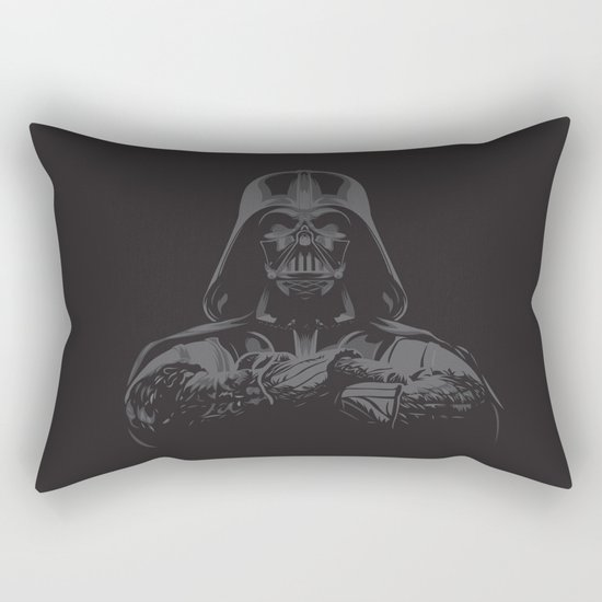 Lord Vader Rectangular Pillow