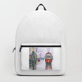 Istanbul Nostalgic Tramway Backpack