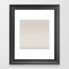 Gradient BG-A. Framed Art Print