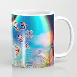 6 Language of Light Base Chakra Symbols Coffee Mug