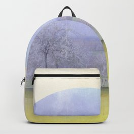 Sweet Cherry Blossom Time Backpack
