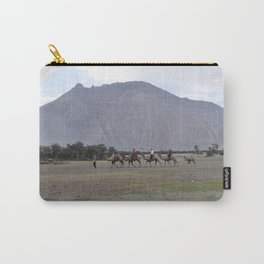 Camel Line Carry-All Pouch