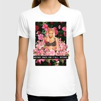 britney T-shirts featuring BRITNEY PRAYS. by eriicms