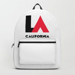 Los Angeles Sunny and Movie Paradise Backpack
