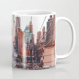 New York City from Above Coffee Mug