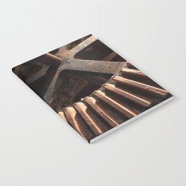 Grist Mill Gears Notebook