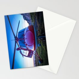 Air Rescue Stationery Cards