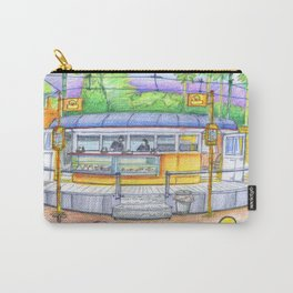 banana cafe Carry-All Pouch