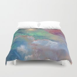 Out There Duvet Cover