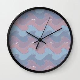 Manoa, Moana, Lani - print #2 Wall Clock