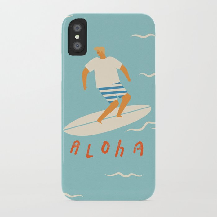 Aloha iPhone Case