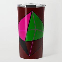 Octahedorn Travel Mug