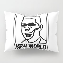 NewWorld part III Pillow Sham