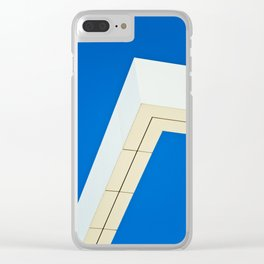 Architectural Angles Clear iPhone Case