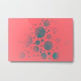 Abstract Fireworks #2 Metal Print