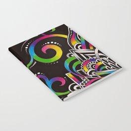 Doodle Magic Notebook