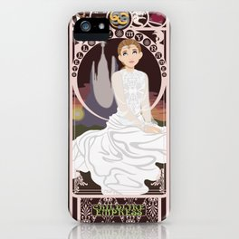 Childlike Empress Nouveau - Neverending Story iPhone Case