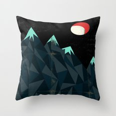 Night on Bald Mountain - Mussorgsky Throw Pillow