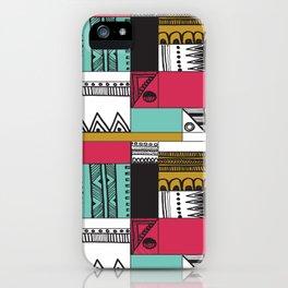Piet Mondrian iPhone Case