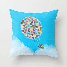 Up - Disney/Pixar Throw Pillow