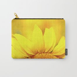 Sunflower love Flowers Flower Summer floral Carry-All Pouch
