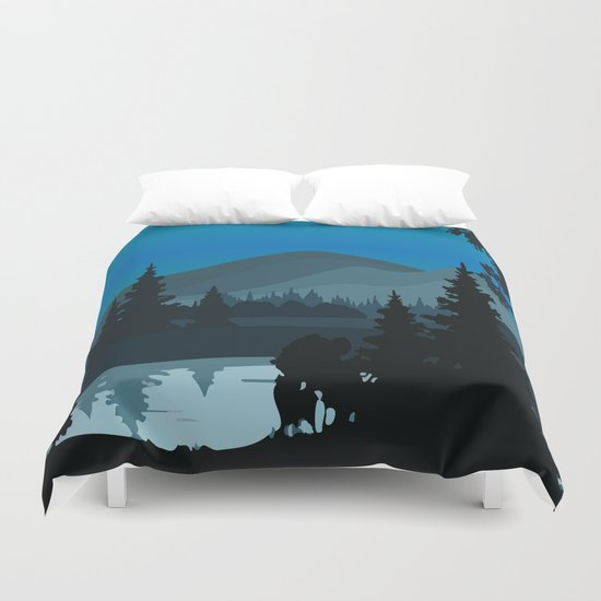 My Nature Collection No. 15 Duvet Cover
