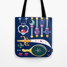 Outer Senshi Starter Kit  Tote Bag