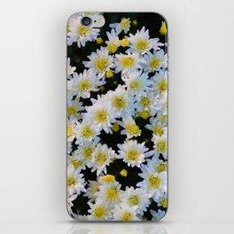 Flower Invasion iPhone Skin