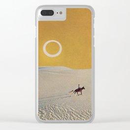 Salinero Clear iPhone Case