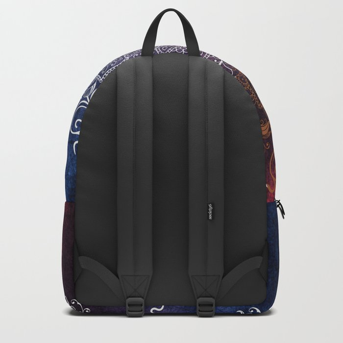 Yang fire & ice Backpack