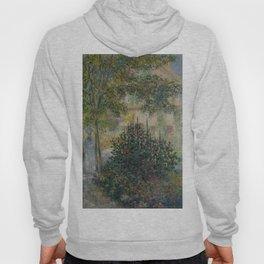 "Claude Monet ""Camille Monet in the Garden at Argenteuil"" Hoody"