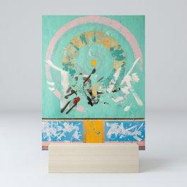 Turntable #190420191420 Mini Art Print