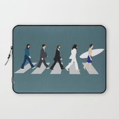 The Beattles & Surfer Man Laptop Sleeve