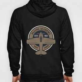 Aviation Clothing, flying academy New York. Hoody