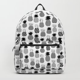 Geometric Pineapples Backpack