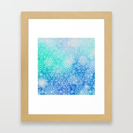Mandala Inspiration 43 Framed Art Print