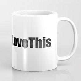 YOGAnnaLoveThis Coffee Mug