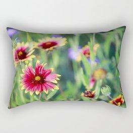 Firewheel Rectangular Pillow