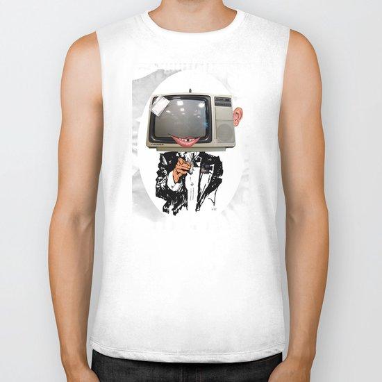 TV Uncle Biker Tank