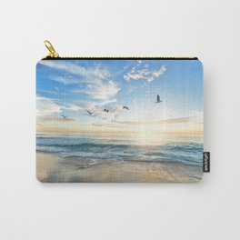 Beach Scene 34 Carry-All Pouch