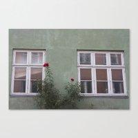 copenhagen Canvas Prints featuring Copenhagen by Gemma Parsons