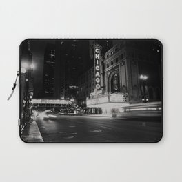 Chicago Theatre ... Laptop Sleeve