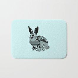 The Bunny Bath Mat