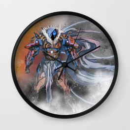 Wayfarer, the Relentless Wall Clock
